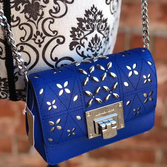 612ad1ff517b Michael Kors Bags | Tina Small Clutch Crossbody Leather | Poshmark